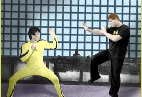 Bruce Lee Battle