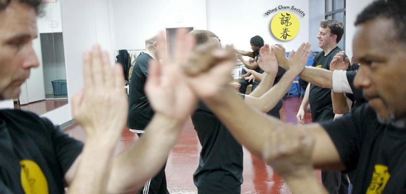 Wing Chun Kung Fu Class