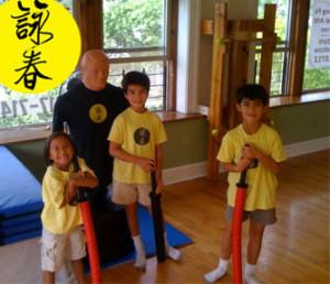 Wing Chun for Kids